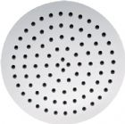 Pura Slimline Stainless Steel Round 200mm Shower Head KI075
